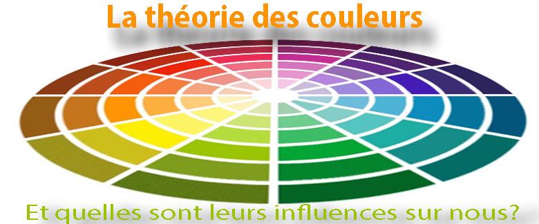 La theorie des couleurs