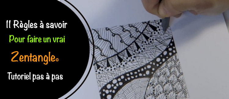 Zentangle définition