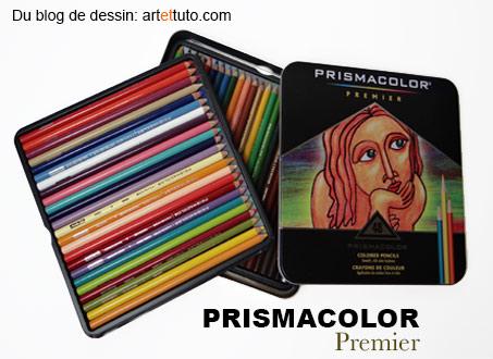 Les prismacolor premier