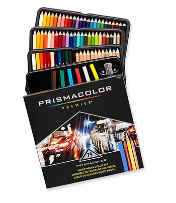 avis sur les prismacolors