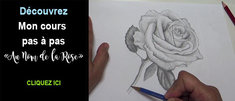 dessiner une rose en 4 tapes faciles apprendre a dessiner artettuto. Black Bedroom Furniture Sets. Home Design Ideas