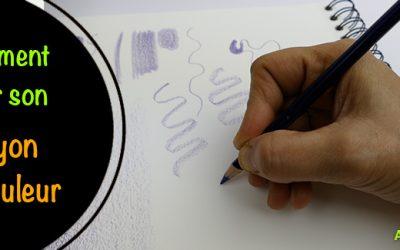 Comment bien tenir son crayon de couleur